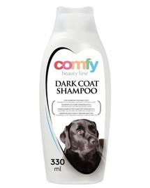 Comfy šampūnas tamsaus kailio šunims 330 ml