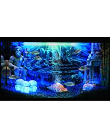 Hydor H2shOw Atlantis dekoracija Kriauklė