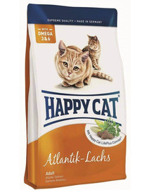 Happy Cat Fit & Well Adult su lašiša 1,4 kg