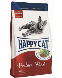 Happy Cat Fit & Well Adult su jautiena 1,4 kg