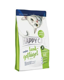 Happy Cat Sensitive su vištiena 4 kg
