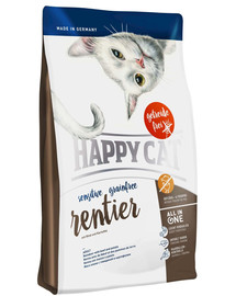 HAPPY CAT Sensitive Grainfree Renifer 300 g