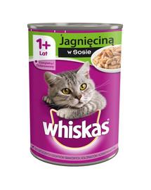 Whiskas konservai su ėriena 0.4 kg