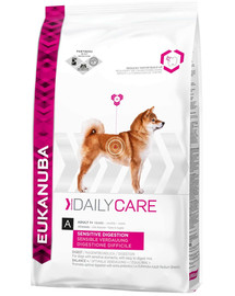 Eukanuba Daily Care Adult Sensitive Digestion All Breeds Chicken 12.5 kg