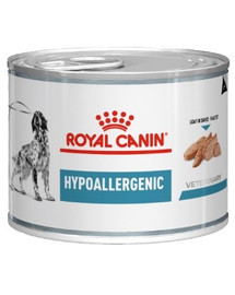 ROYAL CANIN Dog Hypoallergenic konservai 200 g