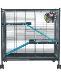 Zolux narvelis Indoor mini Loft 43 X 72 X 73 cm