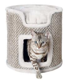 Trixie draskyklė bokštas katėms Ria 37 cm šviesiai pilka