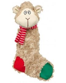Trixie Kalėdinių žaislų rinkinys - Asilas ir Avis 32 cm 6 vnt.