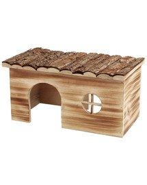 Trixie medinis namelis triušiams uždaras 35 × 18 × 20 cm