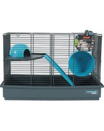 Zolux narvelis Indoor 50 cm pelėms pilkas-mėlynas