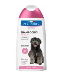 Francodex 2in1 Detangling šampūnas šunims 250 ml