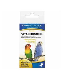 Francodex vitaminai papūgoms 15 ml + 18 g