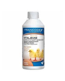 FRANCODEX Vitaljeune preparatas vištoms skatinantis augimą 250 ml
