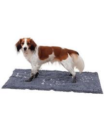 Trixie nešvarumus absorbuojantis kilimėlis pilkas, 120 X 60 cm