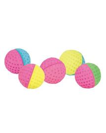 Trixie minkšti spalvoti kamuoliukai 4.3 cm 80 vnt.