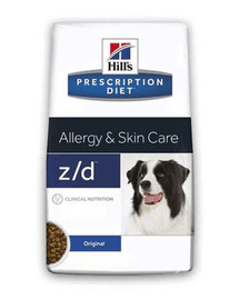 Hill'S Prescription Diet Canine Z/D Food Sensitivities 10 kg