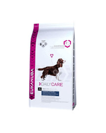 Eukanuba Daily Care Adult Overweight Sterilised All Breeds Chicken 2.5 kg