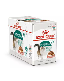 Royal Canin Instinctive +7 padaže 12 X 85 g