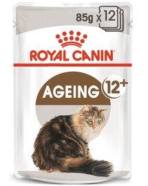 Royal Canin Ageing 12+ padaže 12 X 85 g