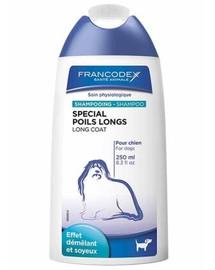 Francodex Long Coat šampūnas ilgaplaukiams šunims 250 ml