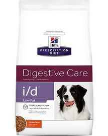 Hill'S Prescription Diet I/D Canine Low Fat 12 kg