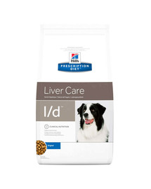 Hill'S Prescription Diet L/D Canine 12 kg