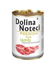 DOLINA NOTECI Premium Pure Jehněčí 500g