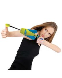 Nerf Rocket žaislas traukimo žaidimams L žalias/oranžinis