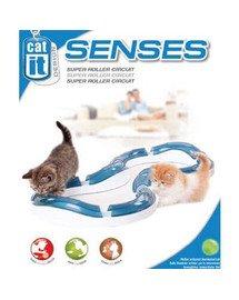 CATIT Design Senses Super Roller Circuit žaislas katėms