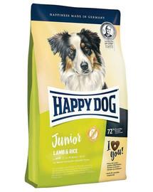 Happy Dog Junior Lamb & Rice su ėriena ir ryžiais 10 kg