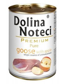 DOLINA NOTECI Premium Pure Husa s jablkem 800g