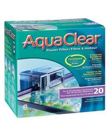 Hagen AquaClear 20 Power FIlter 6W pakabinamas (kaskadinis) filtras