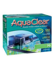 Hagen AquaClear 70 Power FIlter 6W pakabinamas (kaskadinis) filtras