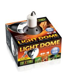 EXO TERRA UV Light Dome aliuminis reflektorius 18 cm