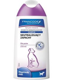 FRANCODEX šampūnas neutralizuojantis kvapus 250 ml