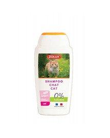 ZOLUX Kačių šampūnas 250 ml