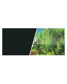 HAGEN Aquarium Black dvipusis akvariumo fonas juodas 30 cm x 7.5 m