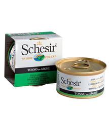 SCHESIR konservai su tunais ir dubliais drebučiuose 85 g