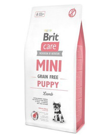 Brit Care Mini Puppy Lamb 7 kg
