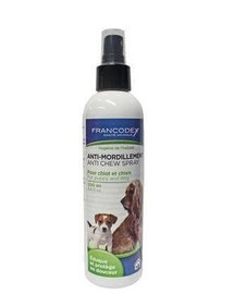 FRANCODEX purškalas nuo graužimo šunims ir šuniukams 200 ml