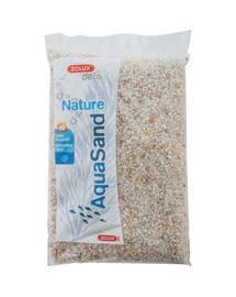 ZOLUX Aquasand Nature baltasis kvarcas 5 kg