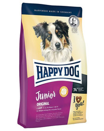 HAPPY DOG Junior Original 4 kg