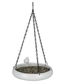 TRIXIE Kabantis keraminis vandens dubuoWisząca miseczka na wodę, ceramiczna, 500ml