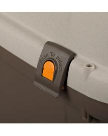 TRIXIE Skudo Car 100 transportavimo dėžė M-L 100 × 68 × 60 cm