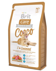 Brit Care Cat Cocco I'Am gourmand 7 kg