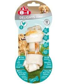 8in1 Dental Delights kramtalas šunims S