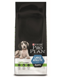 PURINA pro PLAN LARGE ATHLETIC PUPPY 12kg