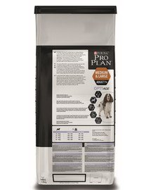 PURINA pro PLAN MEDIUM LARGE ADULT 7+ 14kg