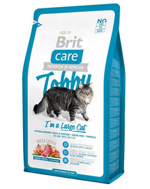 BRIT Care Cat Tobby I'm a Large Cat 7kg