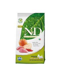 N&D Boar & Apple Adult Mini 2.5 kg